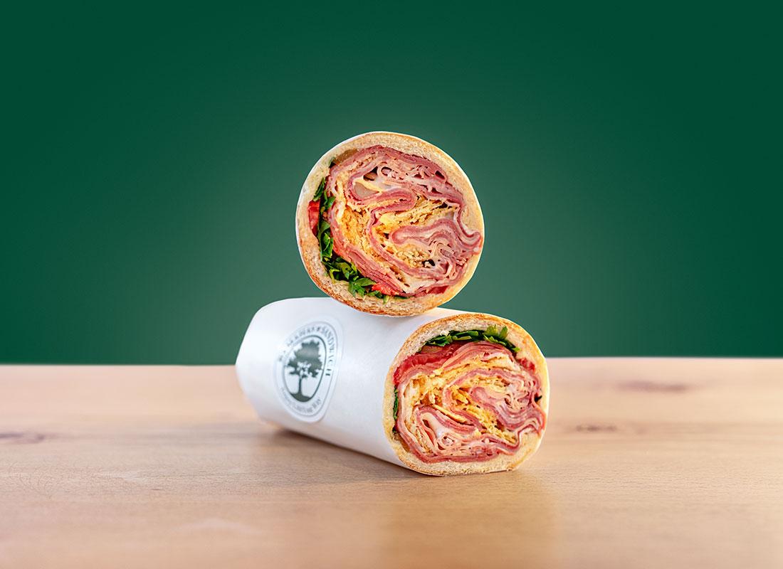 Bamahas-Sandwich