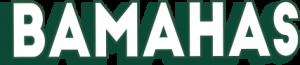 bamahs type face logo